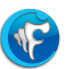 Logo, Dr. Christian Fournier, Orthodontics